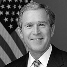 Джордж В. Буш